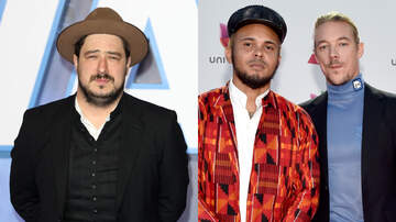 image for Marcus Mumford & Major Lazer Perform New Collab On Instagram Live