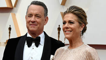 image for Tom Hanks & Rita Wilson Return To Los Angeles After Coronavirus Diagnoses