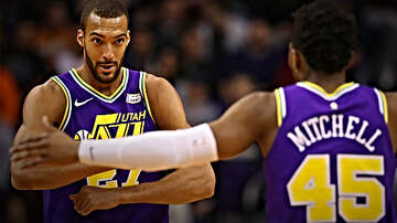 image for NBA Stars Rudy Gobert & Donovan Mitchell Officially Cleared of Coronavirus
