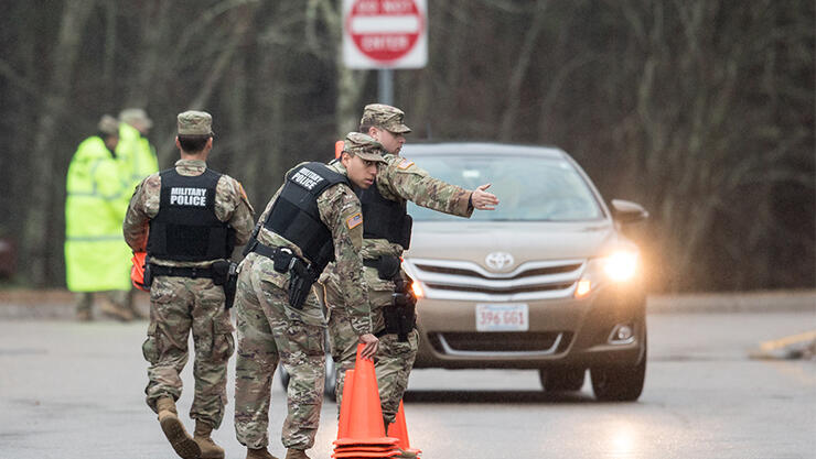 Law Enforcement In Rhode Island Searches For New Yorkers To Enforce Self Quarantine