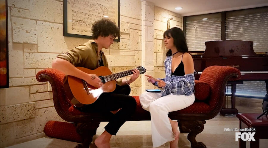 Shawn Mendes & Camila Cabello Are Quarantined At Her Parents' House In Miami