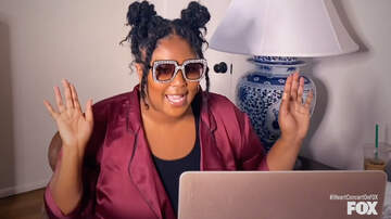 image for Lizzo's Elton John Glasses While Video Chatting the Music Icon Is So Pure