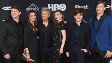 image for Jon Bon Jovi Believes His Son Jacob Had 'Mild' Case Of COVID-19