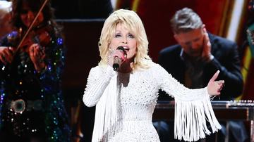 image for Dolly Parton Says Coronavirus Pandemic Is A 'Lesson' From God
