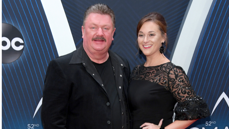 Joe Diffie's Wife Tara Shares Their Last Photo Taken Together