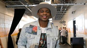 image for Jimmie Allen Pays Tribute to Joe Diffie & Kobe Bryant During Instagram Live