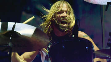 image for Foo Fighters' Taylor Hawkins Gives Drum Tutorial While In Quarantine