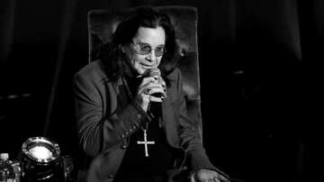 image for Coronavirus Fears Force Ozzy Osbourne To Cancel Trip For Medical Treatment