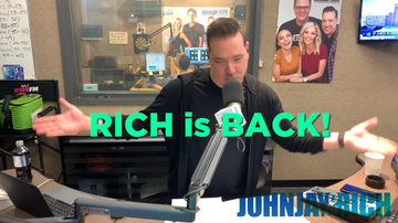 image for Rich is Back!