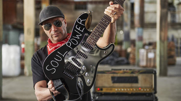 Music: Tom Morello Has a New Book Coming Out in October