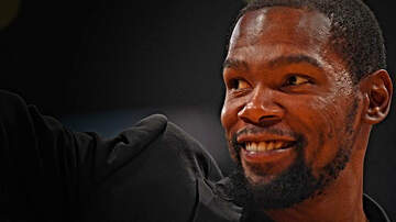 image for Report: Kevin Durant is 'Symptom Free' From Coronavirus, 'Feeling Great'
