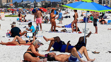 image for 28 Spring Breakers From Texas Test Positive For COVID-19 After Mexico Trip
