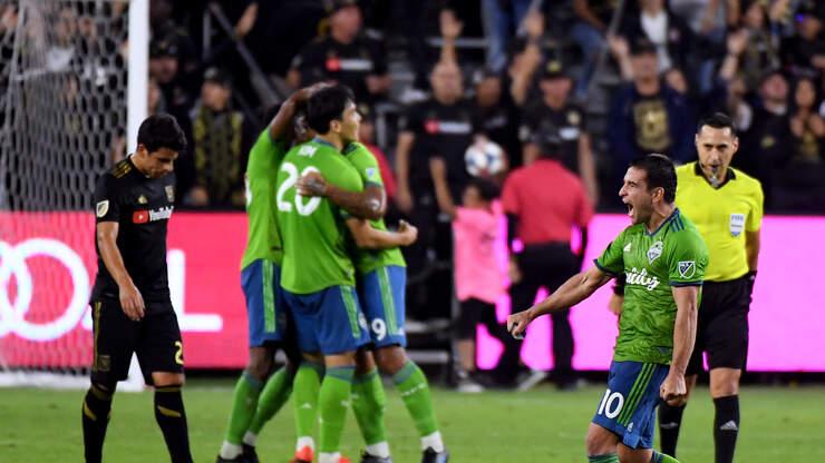 Sports Classics 101, Day 9: 2019 Sounders Upset LAFC | Seattle's Sports Radio 950 KJR