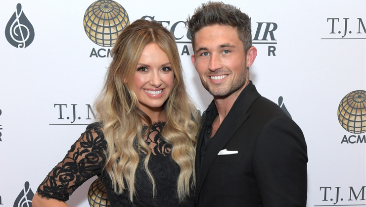 Carly Pearce And Michael Ray's Current Obsession Is 'Tiger King'