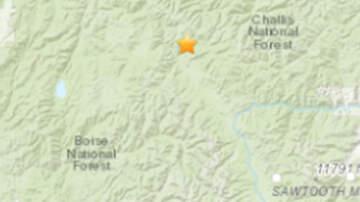 image for 6.5 Magnitude Earthquake Rattles Idaho