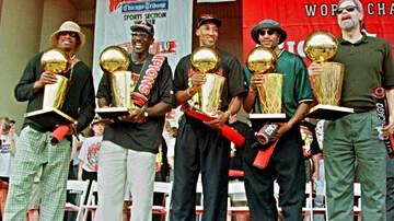 image for Colin Cowherd: Michael Jordan's Bulls Were Most Beloved Sports Team Ever