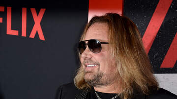 image for Clip Shows Vince Neil In The Gym Preparing For Mötley Crüe Tour