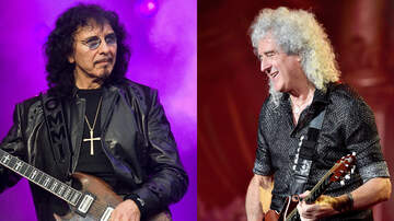 image for Brian May Had A Unique Idea For Tony Iommi's Next Solo Album
