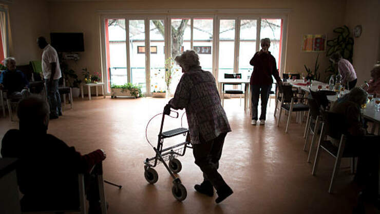 Governor Newsom Unveils A Hotline To Keep Senior Citizens Connected | KOST 103.5 | Ellen K Morning Show