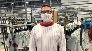image for MLB uniform maker making 1 million masks, gowns for healthcare workers
