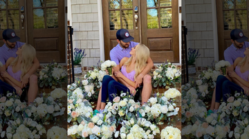 image for Couple cancels wedding and donates all their flowers to cheer people up