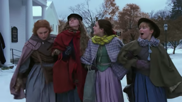 image for 'Little Women' Suffers Embarrassing Editing Mistake And Twitter's Loving It