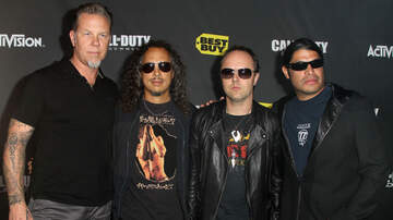 image for METALLICA's 'All Within My Hands' Foundation Donates $350,000 For COVID-19