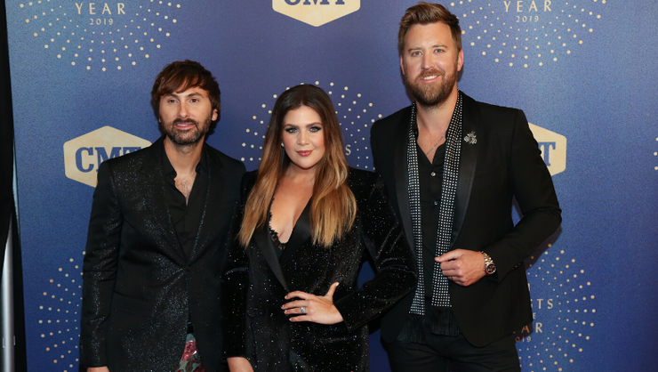 Lady Antebellum Shifts 'Ocean 2020 Tour' Dates Due To Coronavirus Concerns