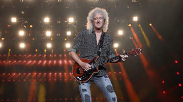 image for Queen's Brian May Trying To Focus On 'Lessons,' 'Joys' Of Isolation