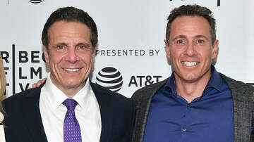 image for Chris Cuomo Made Surprise Appearance During Brother's COVID-19 Briefing