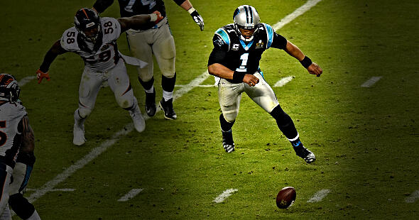 NFL Teams Haven't Forgiven Cam Newton For Not Jumping on Super Bowl Fumble   FOX Sports Radio