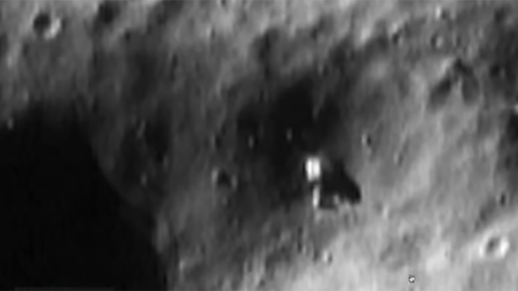 NASA Image Seems To Show Alien Structure On Asteroid | 100.7 WMMS