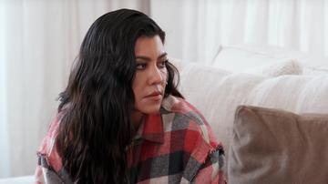 image for Kourtney Kardashian Doesn't 'Like Being A Celeb,' Steps Back From 'KUWTK'