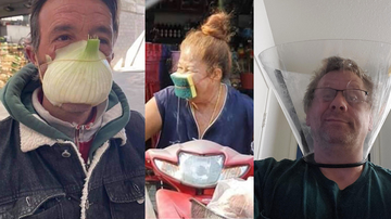 image for These 25 DIY Face Masks Are Amazing But Probably Not Very Effective