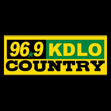 96.9 KDLO Country logo