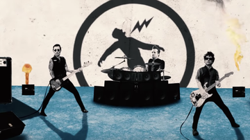 image for Watch Green Day's 'Sugar Youth' Lyric Video, Made Entirely By Fans