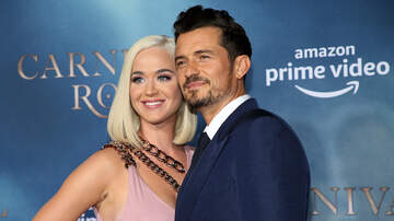 image for Katy Perry & Orlando Bloom Reveal Gender Of Their First Child
