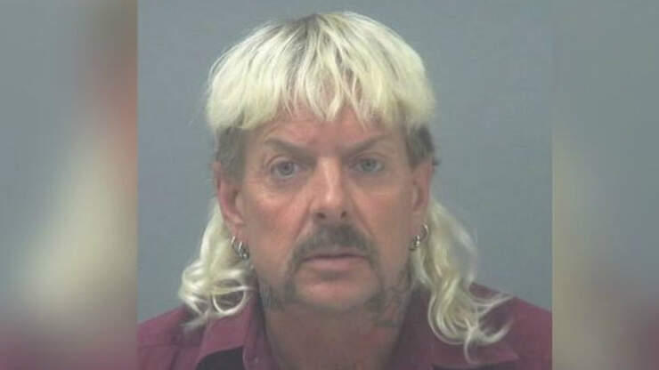 Tiger King's Joe Exotic Speaks Out From Jail | KFI AM 640