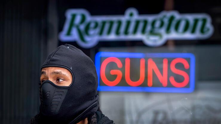 Buying Guns and Ammo During Coronavirus Outbreak