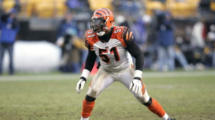 What If The Bengals' 2005 Draft Class Had Lived Up To Its Vast Promise. | ESPN 1530 | Mo Egger