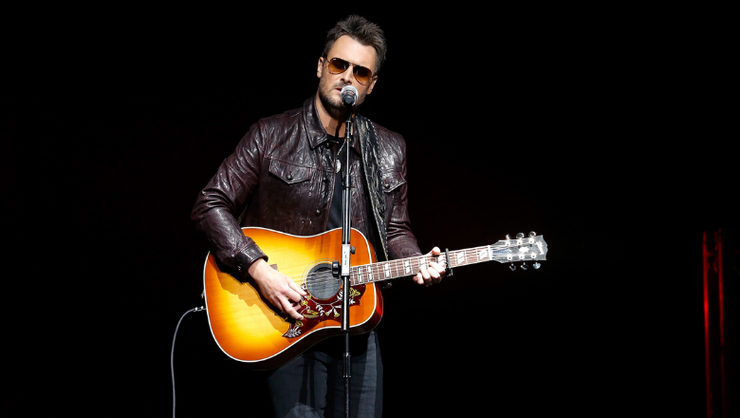 Eric Church Debuts New Song 'Never Break Heart' On ACM Special