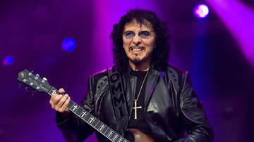 image for Black Sabbath's Tony Iommi Announces Charity Auction For Hometown Hospital
