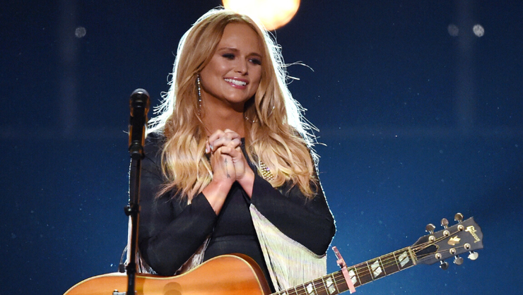 Miranda Lambert Performs 'Bluebird' From Her Tennessee Farm For ACM Special