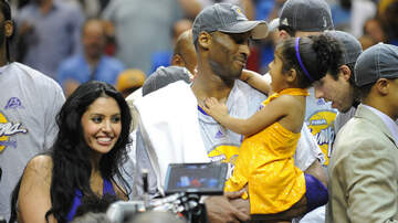 image for Vanessa Bryant Reacts To Kobe Bryant's Hall Of Fame Induction