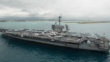 image for Acting Navy Secretary Says Ousted Aircraft Carrier Captain Betrayed Navy