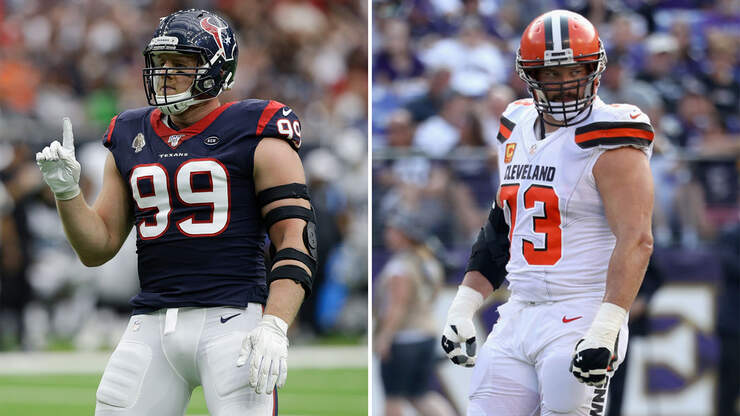 Watt, Thomas unanimous selections to NFL 2010s All-Decade Team | 97.3 The Game