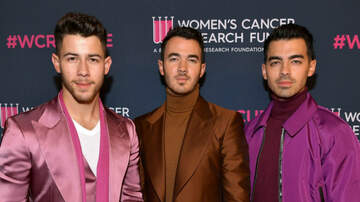 image for Jonas Brothers Send Make-a-Wish Kids Sweet Videos Amid Pandemic