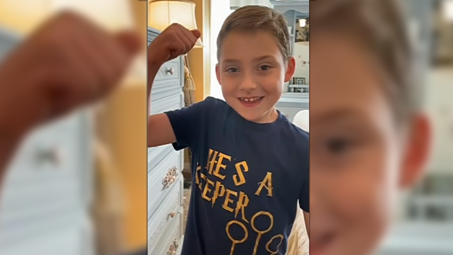 Six-year-old with cystic fibrosis announces he beat coronavirus | Suzette | Johnjay and Rich