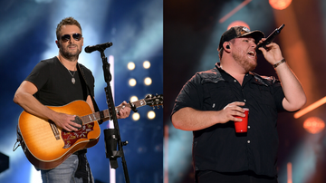 image for Watch Luke Combs And Eric Church's New Fan-Assisted 'Does To Me' Video
