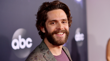 image for Thomas Rhett Shaved His Beard And Fans Are Freaking Out